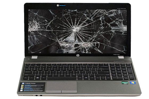 any type of Broken screen problems can be serviced by shogan systems